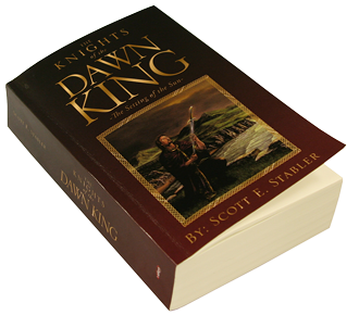 The Knights of the Dawn King - Setting of the sun book